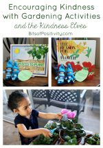 Encouraging Kindness with Gardening Activities and the Kindness Elves