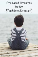 Free Guided Meditations for Kids {Mindfulness Resources}