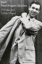 Best Fred Rogers Quotes {Wisdom from Mister Rogers}