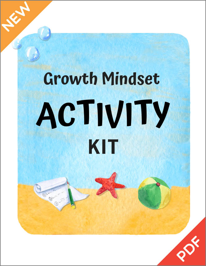 Growth Mindset Activity Kit form Big Life Journal