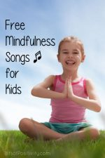 Free Mindfulness Songs for Kids {Calming Songs}