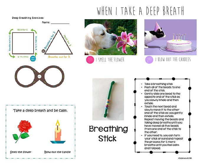 Free Printable Breathing Exercises