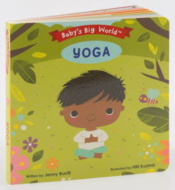 Baby's Big World: Yoga