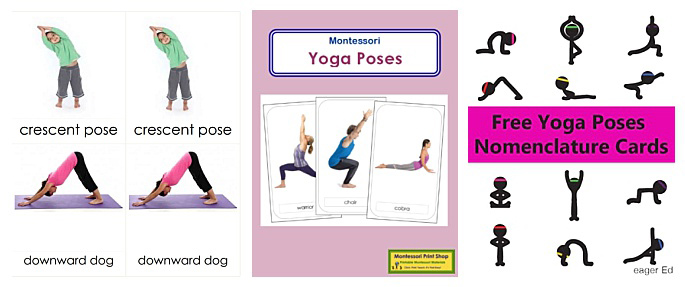 photo relating to Printable Yoga Poses for Preschoolers known as The Greatest Listing of Absolutely free Yoga Pose Printables for Youngsters