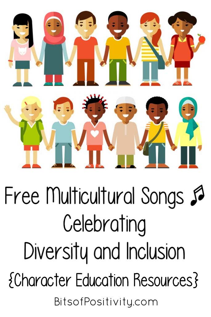 Free Multicultural Songs Celebrating Diversity and Inclusion