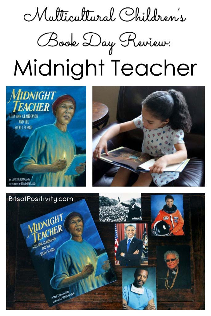 Multicultural Children's Book Day Review: Midnight Teacher