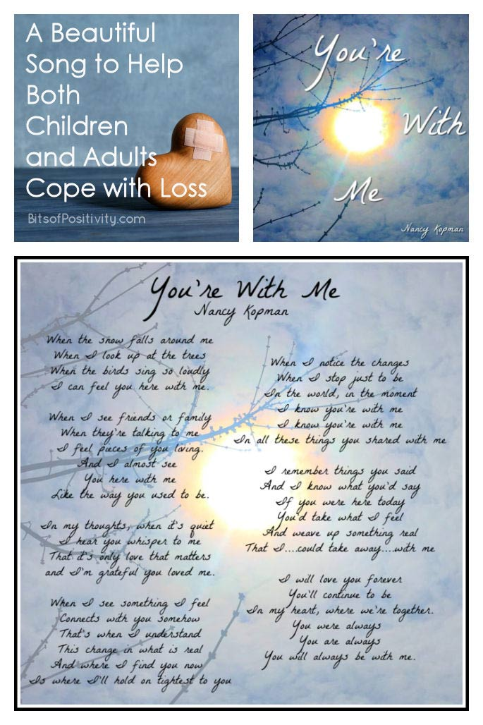 A Beautiful Song to Help Both Children and Adults Cope with Loss