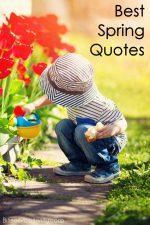 Best Spring Quotes {Favorite Seasonal Inspiration}