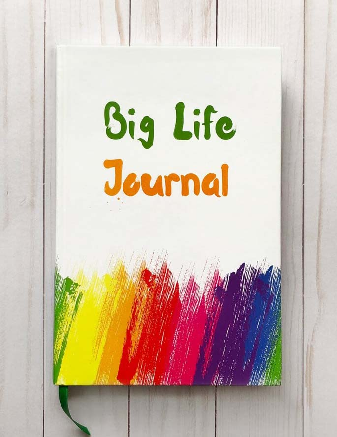 Big Life Journal for Ages 7-11