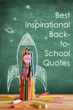 Best Inspirational Back-to-School Quotes