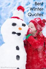 Best Winter Quotes {Favorite Seasonal Inspiration}