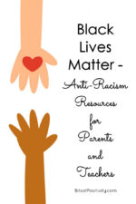 Black Lives Matter – Anti-Racism Resources for Parents and Teachers