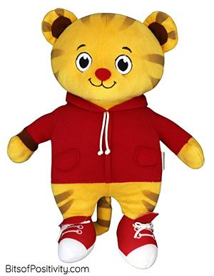 Daniel Tiger Stuffed Toy